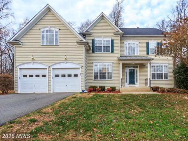 27 Saint Richards Court, Stafford, VA 22556 (#ST10114156) :: The Gus Anthony Team