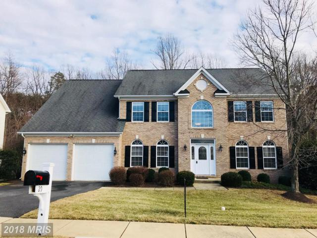 29 Easter Drive, Stafford, VA 22554 (#ST10137873) :: Pearson Smith Realty