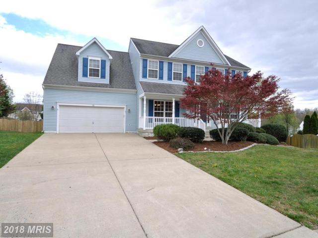 16 Basket Court, Stafford, VA 22554 (#ST10192930) :: Advance Realty Bel Air, Inc