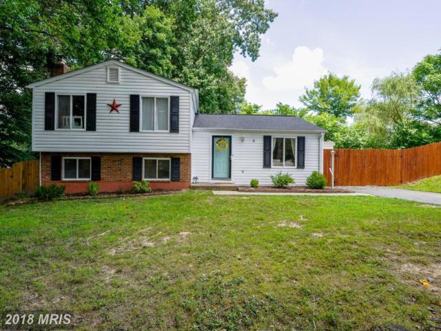 2 Rosewood Street, Fredericksburg, VA 22405 (MLS #ST10279261) :: Explore Realty Group