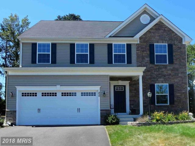 20 Clear Spring Lane, Fredericksburg, VA 22405 (#ST10295567) :: RE/MAX Executives
