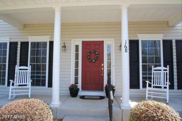 168 Cherry Hill Drive, Stafford, VA 22556 (#ST9907147) :: LoCoMusings