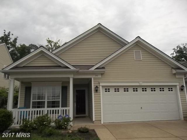191 Smithfield Way, Fredericksburg, VA 22406 (#ST9978018) :: Pearson Smith Realty