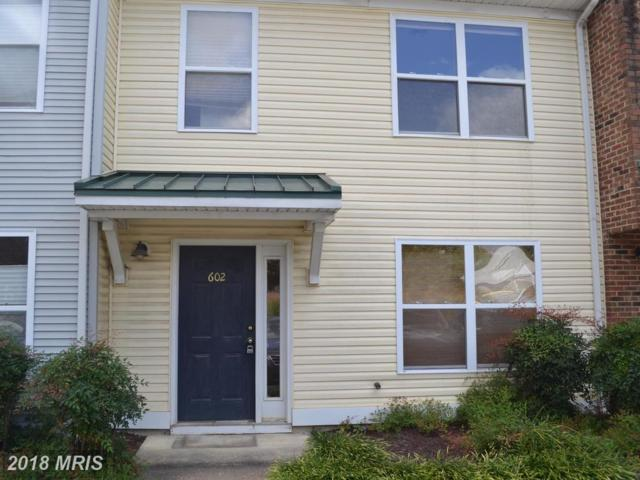 510 Brookletts Avenue #602, Easton, MD 21601 (#TA10072284) :: RE/MAX Coast and Country