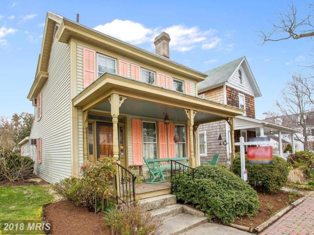103 W Chestnut Street, Saint Michaels, MD 21663 (MLS #TA10193418) :: RE/MAX Coast and Country