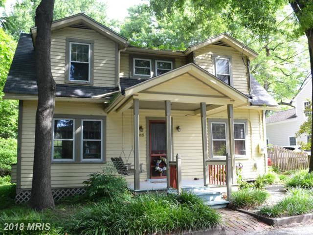 113 Thompson Street, Saint Michaels, MD 21663 (#TA10285786) :: RE/MAX Coast and Country