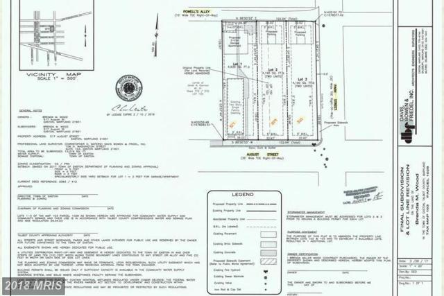 521 August Street, Easton, MD 21601 (#TA9011272) :: Bob Lucido Team of Keller Williams Integrity