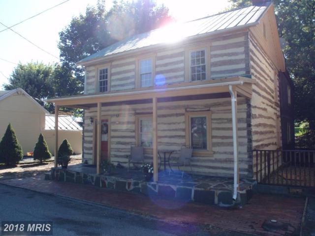 116 Chapline Street W, Sharpsburg, MD 21782 (#WA10057384) :: Pearson Smith Realty