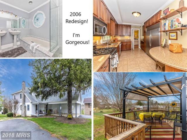 105 Saint Paul Street, Boonsboro, MD 21713 (#WA10312316) :: The Maryland Group of Long & Foster