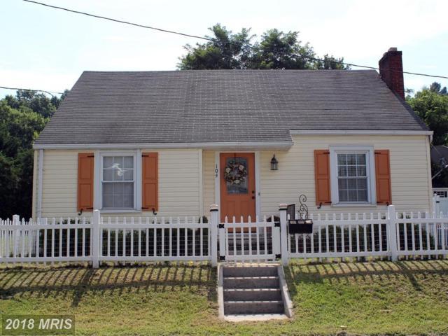 104 Saint Paul Street, Boonsboro, MD 21713 (#WA9014349) :: The Maryland Group of Long & Foster