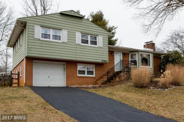 10912 Knotty Pine Drive, Hagerstown, MD 21740 (#WA9856526) :: LoCoMusings