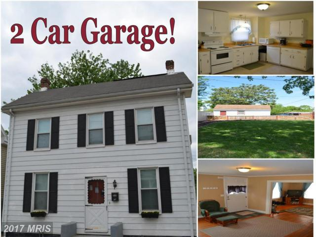 309 Mulberry Street N, Hagerstown, MD 21740 (#WA9860384) :: Pearson Smith Realty