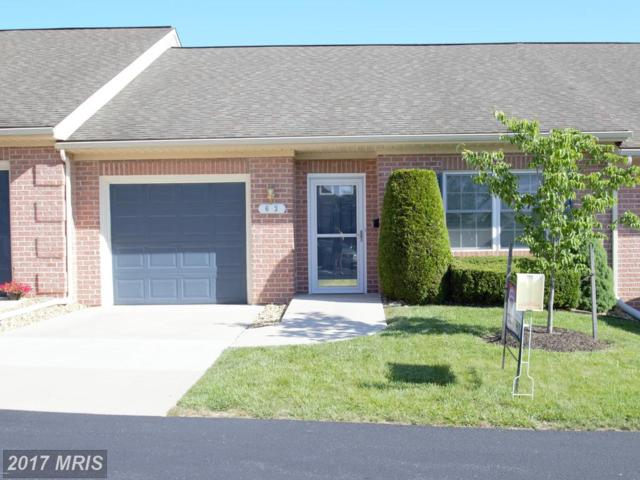 63 Sunbrook Lane #14, Hagerstown, MD 21742 (#WA9972051) :: Pearson Smith Realty