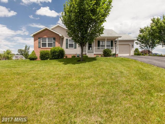 13715 Patriot Way, Hagerstown, MD 21740 (#WA9976527) :: LoCoMusings