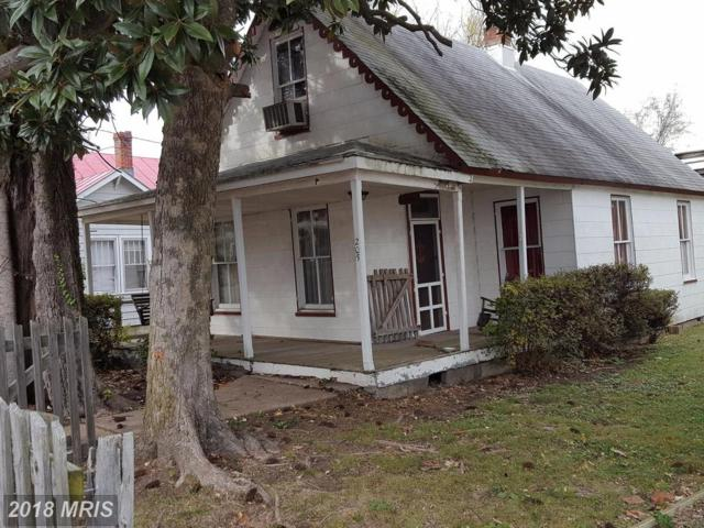 205 Dennison Street, Colonial Beach, VA 22443 (#WE10108019) :: Pearson Smith Realty