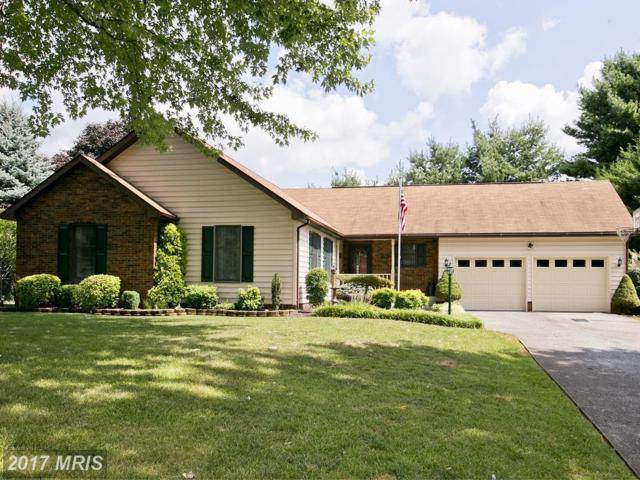 2800 Saratoga Drive, Winchester, VA 22601 (#WI10040886) :: Pearson Smith Realty