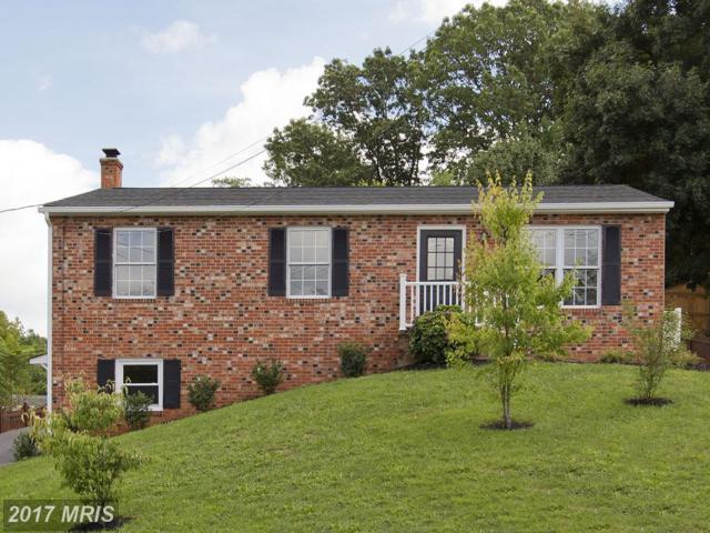 324 Shenandoah Avenue S, Front Royal, VA 22630 (#WR10044271) :: Pearson Smith Realty