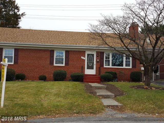 317 Randolph Avenue, Front Royal, VA 22630 (#WR10117349) :: Pearson Smith Realty