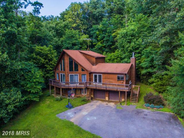 549 High Knob Road, Front Royal, VA 22630 (#WR10306293) :: The Maryland Group of Long & Foster