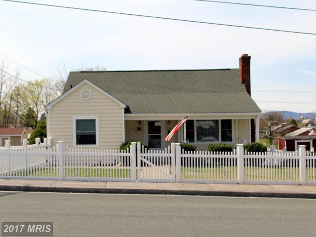 224 Polk Avenue, Front Royal, VA 22630 (#WR9903302) :: LoCoMusings