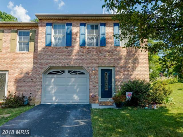655 Hartman Avenue, Hanover, PA 17331 (#YK10296047) :: Bob Lucido Team of Keller Williams Integrity