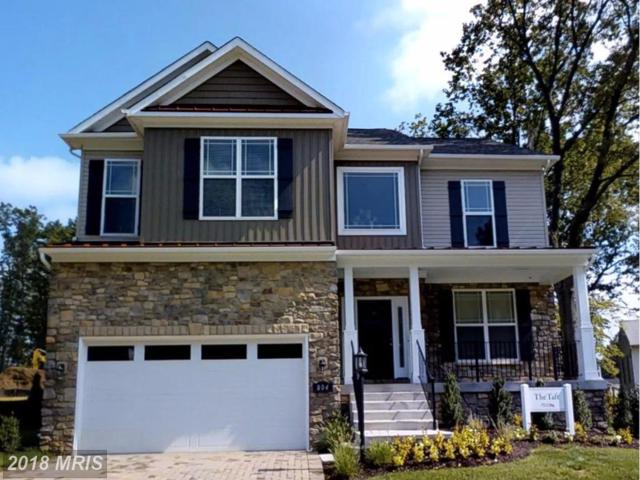 8420 Spring Creek Way, Severn, MD 21144 (#AA10033853) :: Pearson Smith Realty