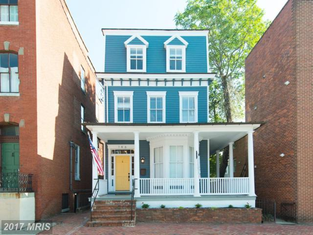 146 Duke Of Gloucester Street, Annapolis, MD 21401 (#AA10035047) :: Pearson Smith Realty