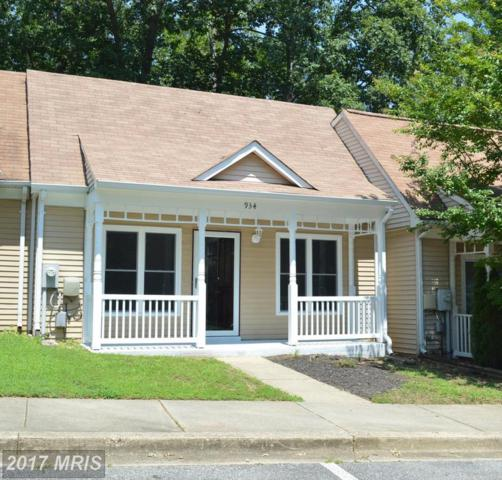 934 Riversedge Circle, Annapolis, MD 21401 (#AA10035939) :: Pearson Smith Realty