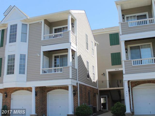 504 Mathias Hammond Way #205, Annapolis, MD 21401 (#AA10037526) :: Pearson Smith Realty