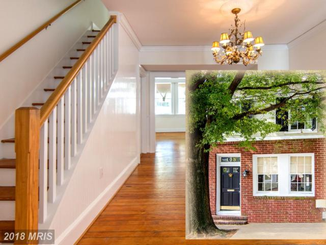 103 Charles Street, Annapolis, MD 21401 (#AA10053656) :: Bob Lucido Team of Keller Williams Integrity