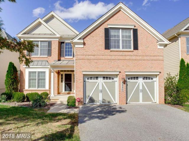 2220 Hollowoak Drive, Hanover, MD 21076 (#AA10088697) :: Pearson Smith Realty