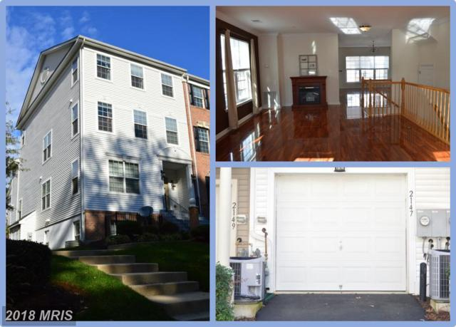 2147 Hideaway Court, Annapolis, MD 21401 (#AA10099056) :: Pearson Smith Realty