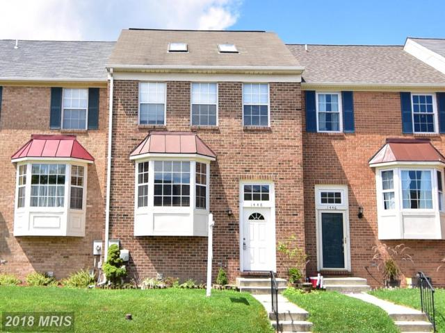 1448 Stoney Point Way, Stoney Beach, MD 21226 (#AA10243053) :: RE/MAX Executives