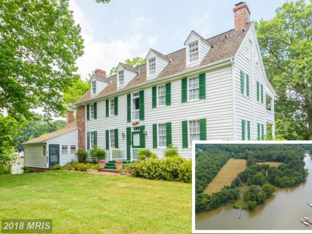 670 Plantation Boulevard, West River, MD 20778 (#AA10308373) :: The Speicher Group of Long & Foster Real Estate