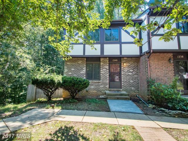 1240 Birchcrest Court #114, Arnold, MD 21012 (#AA9966564) :: Pearson Smith Realty