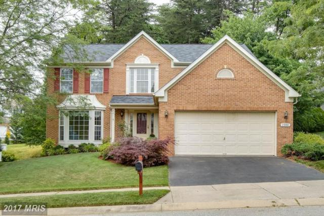 1506 Ridge Forest Way, Hanover, MD 21076 (#AA9978981) :: LoCoMusings