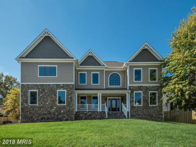 856 Harrison Street N, Arlington, VA 22205 (#AR10086656) :: Pearson Smith Realty