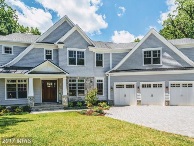 2552 23RD Road N, Arlington, VA 22207 (#AR9823985) :: The Belt Team
