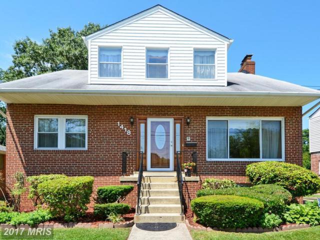 1418 Queen Street S, Arlington, VA 22204 (#AR9969523) :: Pearson Smith Realty