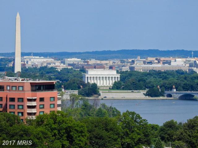 1600 Oak Street #1027, Arlington, VA 22209 (#AR9971156) :: LoCoMusings