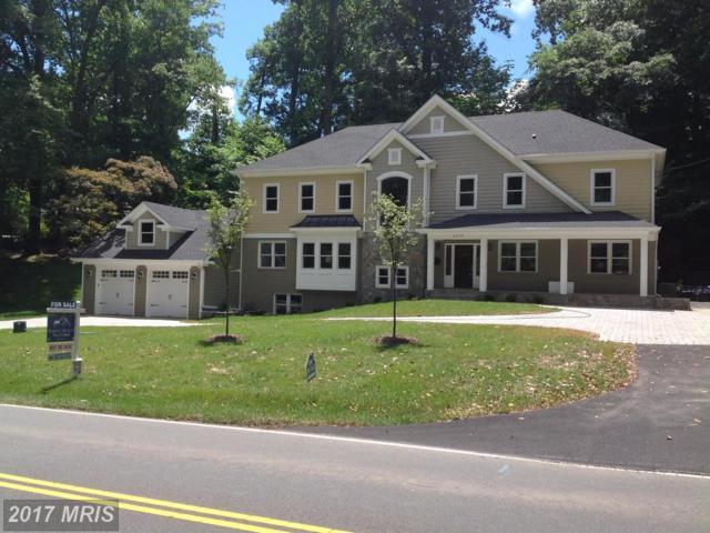 5292 Old Dominion Drive, Arlington, VA 22207 (#AR9981101) :: LoCoMusings