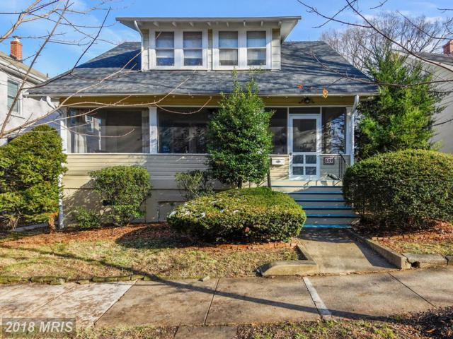 609 Johnston Place, Alexandria, VA 22301 (#AX10120607) :: Pearson Smith Realty