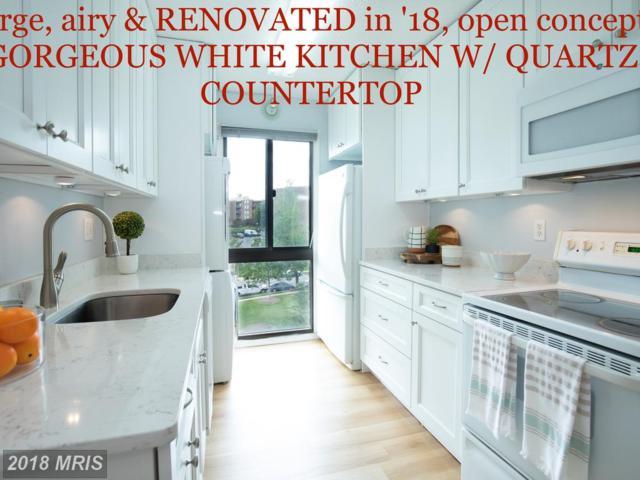250 Reynolds Street #504, Alexandria, VA 22304 (#AX10264576) :: Provident Real Estate