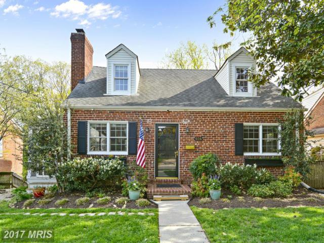 604 View Terrace S, Alexandria, VA 22301 (#AX9910348) :: Pearson Smith Realty