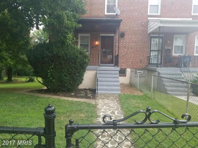 2611 Mount Holly Street, Baltimore, MD 21216 (#BA10010523) :: LoCoMusings