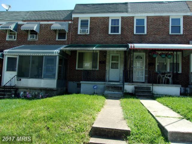 1709 Malvern Street, Baltimore, MD 21224 (#BA10018056) :: Pearson Smith Realty