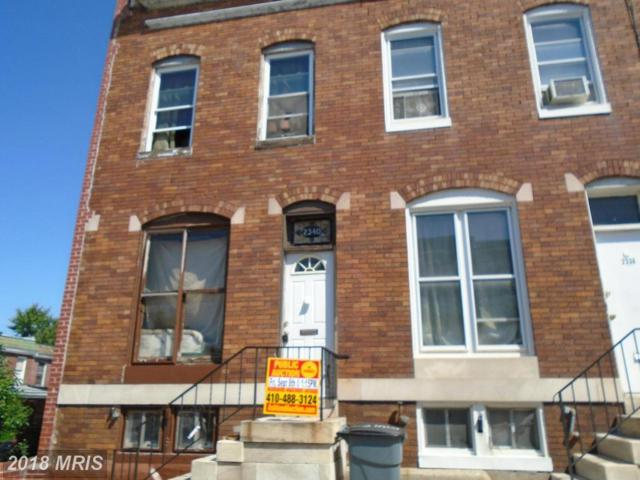 2340 Fayette Street W, Baltimore, MD 21223 (#BA10039623) :: Pearson Smith Realty