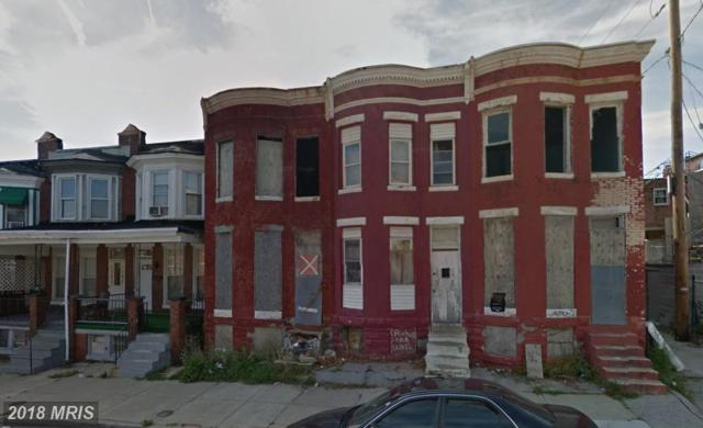 1822 Pulaski Street N, Baltimore, MD 21217 (#BA10058343) :: The Maryland Group of Long & Foster