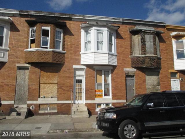 2606 Fairmount Avenue W, Baltimore, MD 21223 (#BA10079915) :: Pearson Smith Realty
