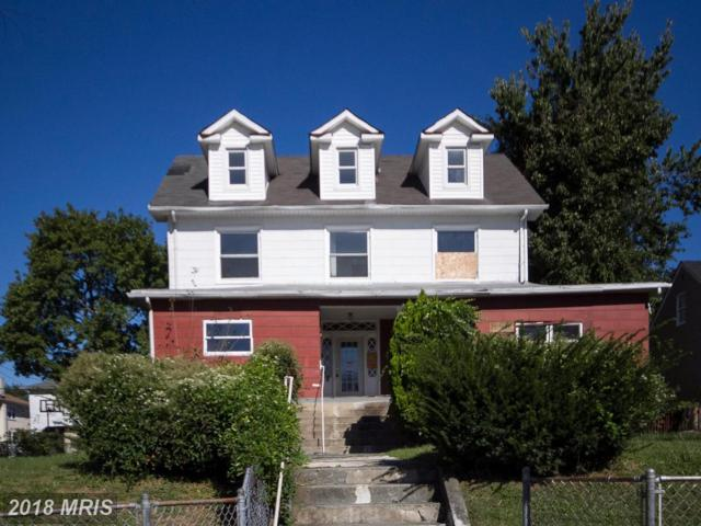 4008 Chatham Road, Baltimore, MD 21207 (#BA10080831) :: Pearson Smith Realty